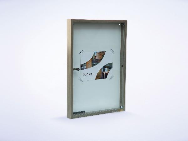 tableau d 39 affichage bois vitrine d 39 affichage accessoire de hall immeuble. Black Bedroom Furniture Sets. Home Design Ideas